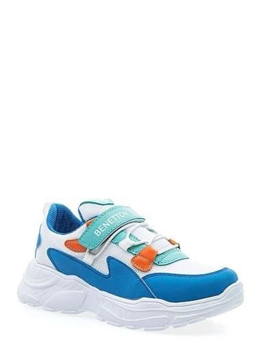 Benetton Sneakers Mavi
